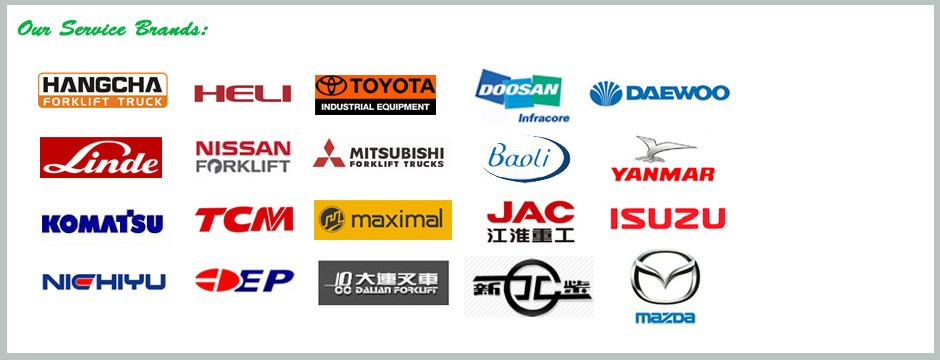 Forklift Parts Supplier and Manufacturer in China